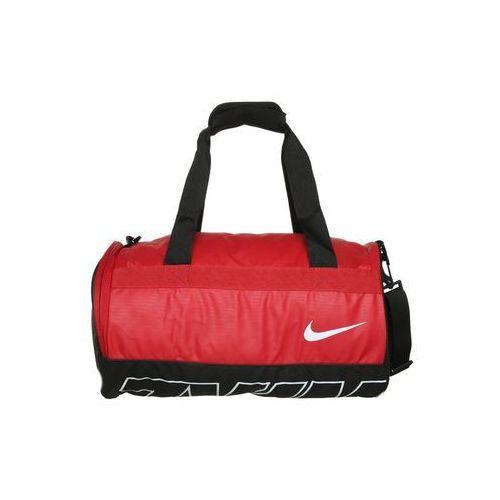 c90ba302aa527 Nike Performance DRUM Torba sportowa gym red black white ...