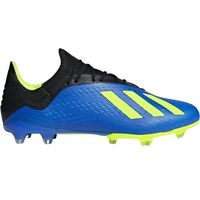 Buty adidas X 18.2 Firm Ground DA9334, kolor czarny