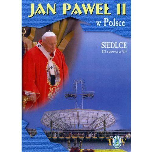 Jan Paweł II w Polsce 1999 r - SIEDLCE - DVD - sprawdź w wybranym sklepie