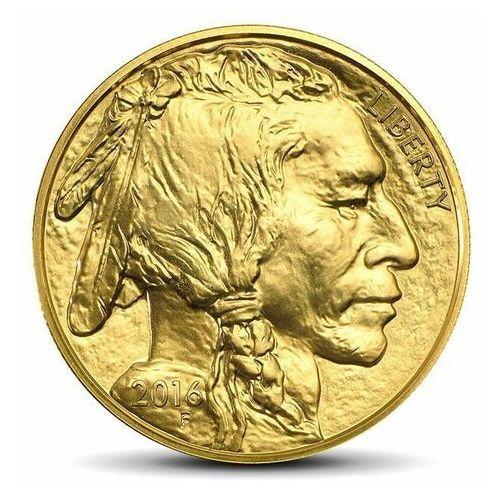 Amerykański bizon 1 uncja złota - 15dni marki United states mint