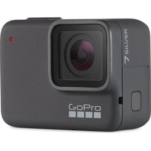 Gopro kamera hero7 silver (chdhc-601-rw)