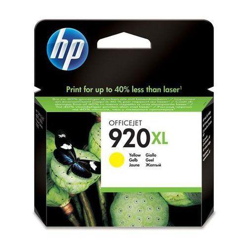 HP oryginalny ink blistr, CD974AE#231, No.920XL, yellow, 700s, HP Officejet, IHPCD974AXQG (6283746)