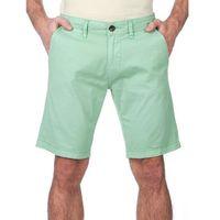 szorty męskie mc queen 36 zielony marki Pepe jeans