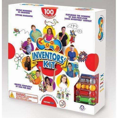 Zoob klocki Inventors Kit 100 elementów