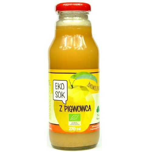 SOK Z PIGWOWCA BIO 270 ml - DARY NATURY (5902741008527)
