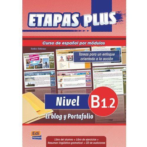 Etapas Plus B1. 2 podręcznik ćwiczenia CD, praca zbiorowa