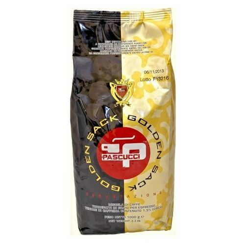 Pascucci Kawa ziarnista golden sack 1kg