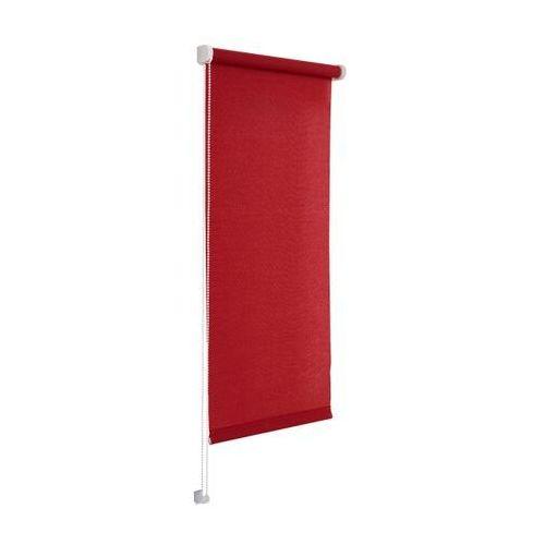 Colours Roleta halo 117 x 180 cm czerwona