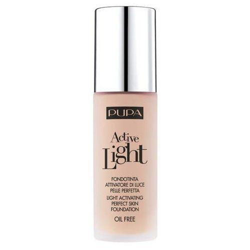 Pupa  active light perfect skin foundation spf10_020_30ml - pupa active light perfect skin foundation spf10_020_30ml