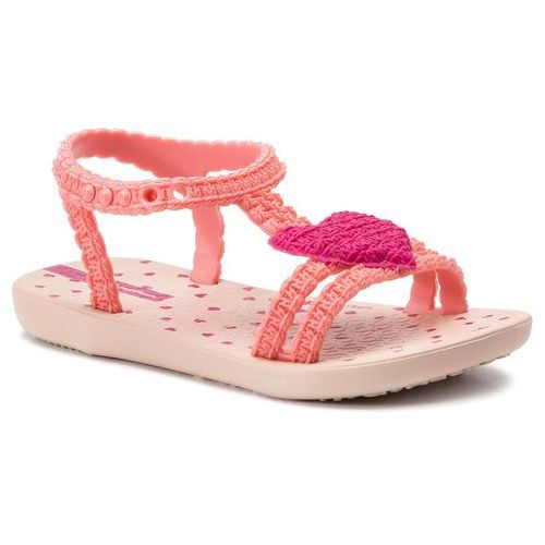 Ipanema Sandały - my first ipanema baby 81997 pink 20791