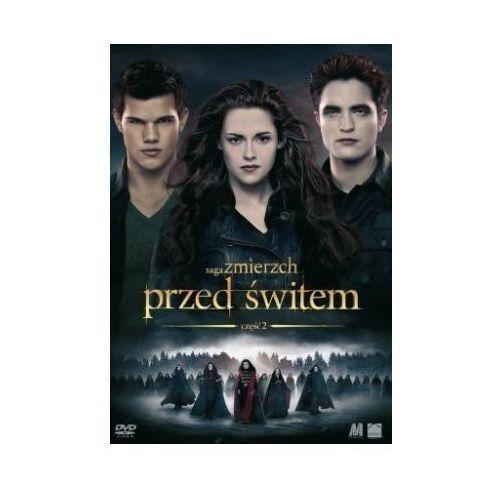 Saga Zmierzch: Przed świtem. Część 2 (The Twilight Saga: Breaking Dawn - Part 2)