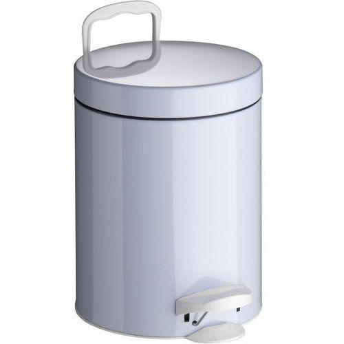 Meliconi kosz na śmieci z pedałem 5 l z wyjmowalnym wkładem (8006023142729)