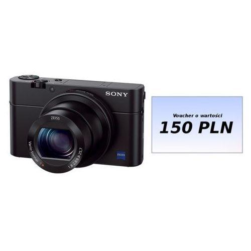 Sony Cyber-Shot DSC-RX100 III. Najniższe ceny, najlepsze promocje w sklepach, opinie.