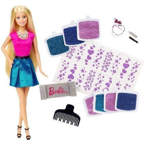 Mattel Lalka  clg18 barbie brokatowe włosy