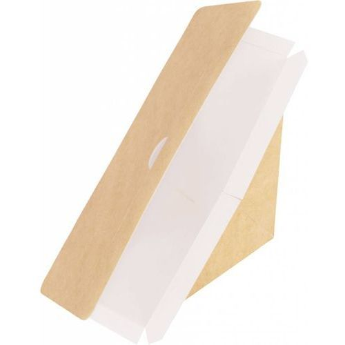 Kartonowa taca do kanapek | 170x75x90 mm | 500szt.