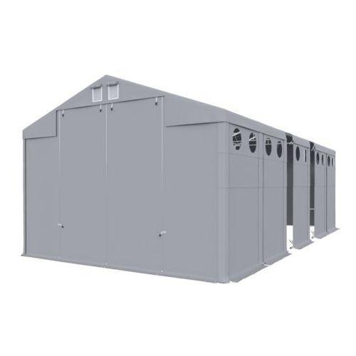 Das Namiot 6x14x4, całoroczny namiot przemysłowy, polar plus/fr 84m2 - 6m x 14m x 4m