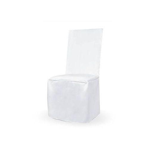 Pokrowiec na krzesło z satyny - i komunia święta - 1 szt. marki Ap
