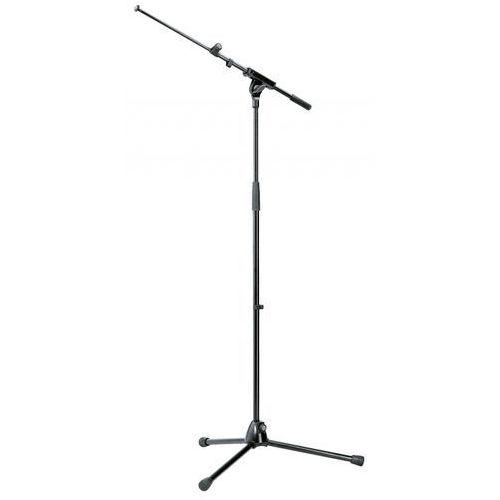 K&M 21080 statyw mikrofonowy z wysięgnikiem