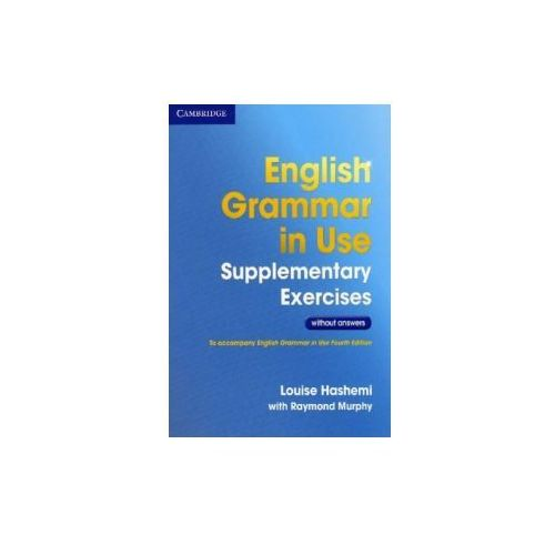 English Grammar in Use, Supplementary Exercises without answers (Third Edition) (9783125345799)