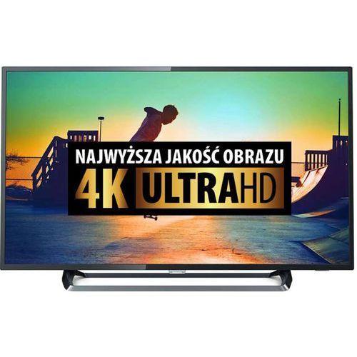 TV LED Philips 55PUS6262. Najniższe ceny, najlepsze promocje w sklepach, opinie.
