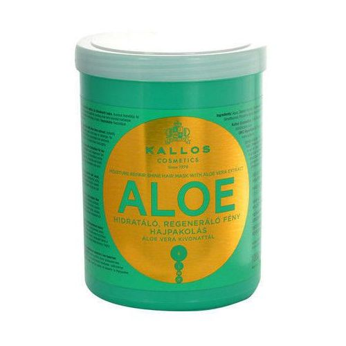 Kallos kjmn maska do wosów aloe aloesowa 1000ml (5998889511685)