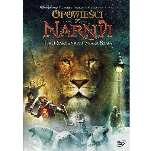 Opowieści z Narnii - Lew, czarownica i stara szafa (DVD) - Andrew Adamson (7321917502795)