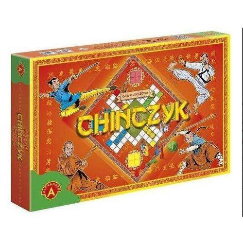 ALEXANDER Chińczyk Gra Planszowa (5906018013597)