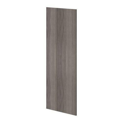 Drzwi do korpusu 50 x 150 cm GoodHome Atomia dąb szary