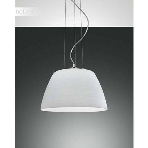 Fabas Luce CAP lampa wisząca Chrom, 1-punktowy - Nowoczesny - Obszar wewnętrzny - CAP - Czas dostawy: od 8-12 dni roboczych (8019282023449)