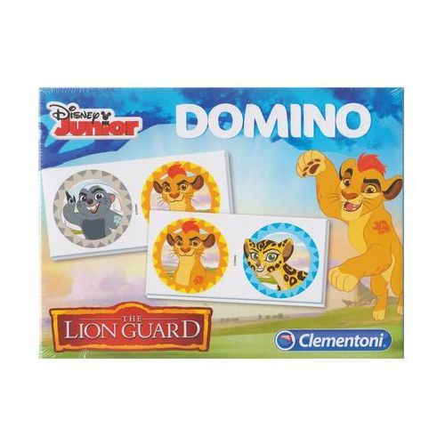 Clementoni Domino król lew (8005125133871)