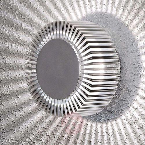 Lampa ścienna zewnętrzna LED Konstsmide 7932-310, 1x5 W, LED wbudowany na stałe, 3000 K, IP54, (Ø) 15 cm