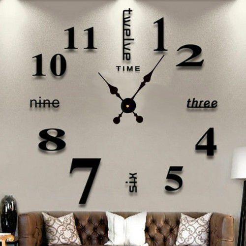 """Zegar ścienny """"zrób to sam"""" #02b2 / 320mm marki Atrix"""