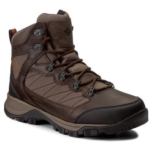 Trekkingi COLUMBIA - Cascade Pass Waterproof BM1783 Major/Bright Copper 245, w 2 rozmiarach