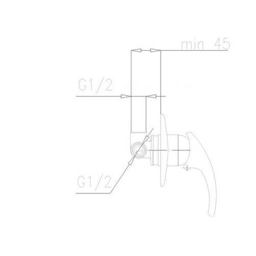 Armatura kraków ametyst 409-610-00 (5907571400091)