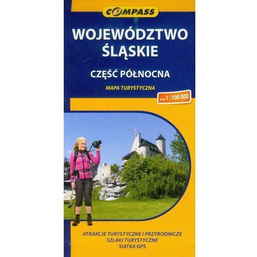 Województwo śląskie część północna - mapa samochodowo-turystyczna 1:100 000 (2 str.)