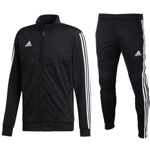 Dres tiro 19 bluza + spodnie = hit! marki Adidas