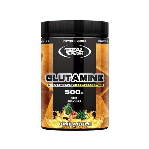 REAL PHARM Glutamine 500g, 006652