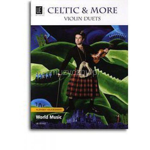 Pwm igudesman aleksey - celtic & more. duety skrzypcowe