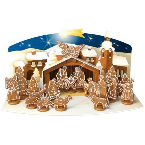 Szopka bożonarodzeniowa z piernika zestaw foremek do wykrawania |  delicia wyprodukowany przez Tescoma