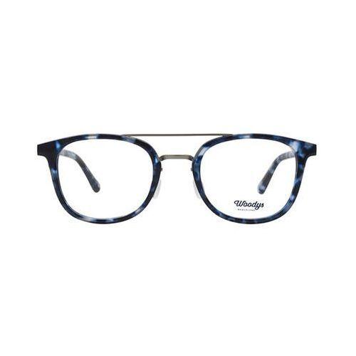 Okulary korekcyjne wolf 03 marki Woodys barcelona