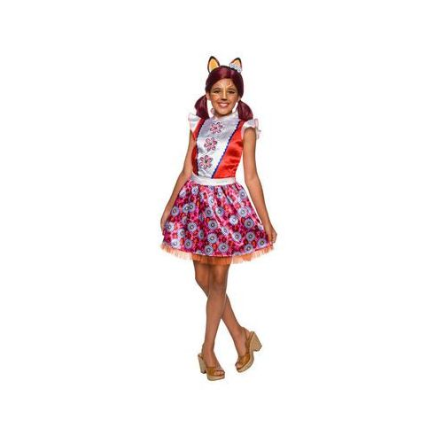 Kostium felicity fox dla dziewczynki - m marki Rubies