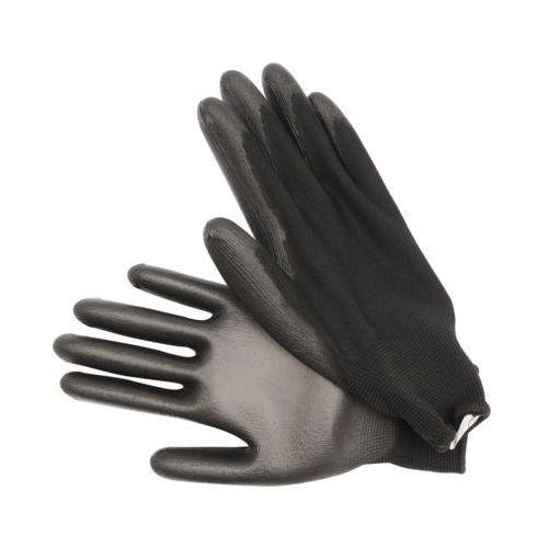 Rękawice robocze VOREL 74080 Czarny (rozmiar 10) (5906083740800)