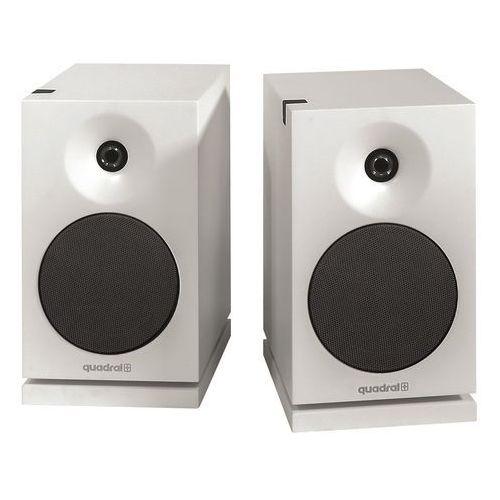 Kolumny głośnikowe platinum+ two biały marki Quadral