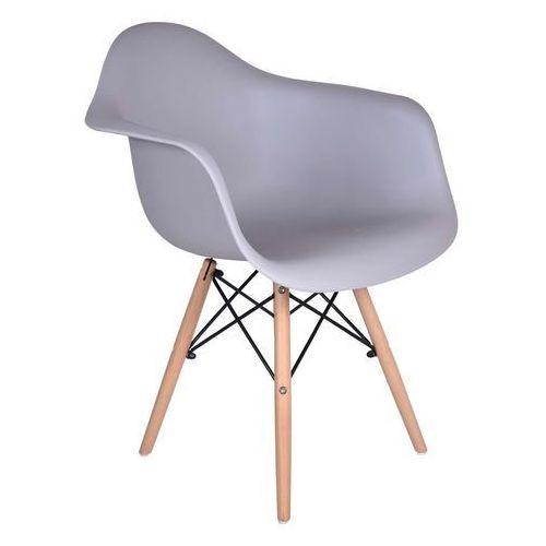 Krzesło Nicea Szare z kategorii Krzesła