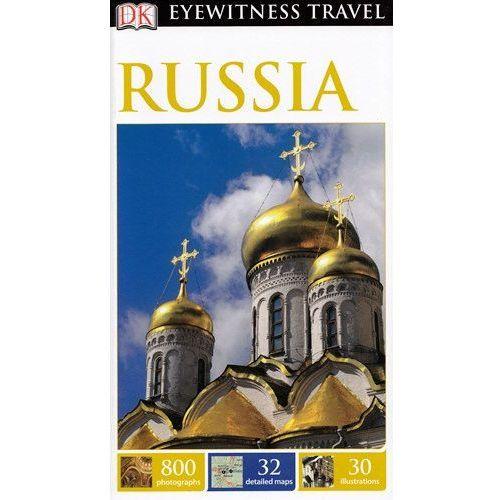 Rosja Dorling Kinderslay Russia (335 str.)