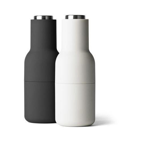 Młynek 2 szt Menu Bottle Grinder carbon&ash steel, 4418599