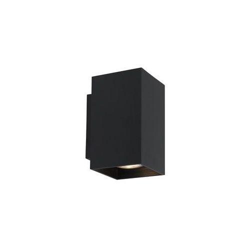 ZUMALINE SANDY WL 92698 Lampa ścienna 2x max50W GU10, czarny (2011005826487)