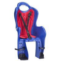 Fotelik p mocowanie na bagażnik niebieski marki Elibas