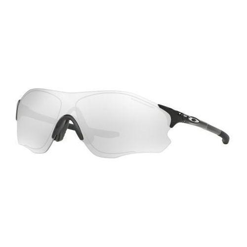 Oakley Okulary evzero path polished black clear black iridium photochromic oo9308-1338
