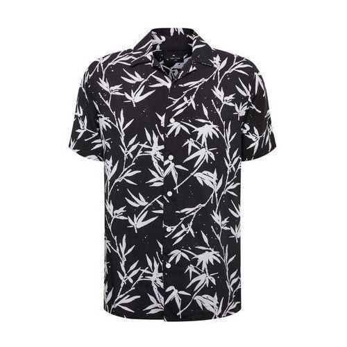NEW LOOK Koszula khaki / czarny (5045590812300)